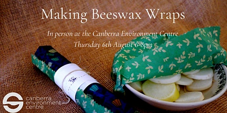 Making Beeswax Wraps tickets