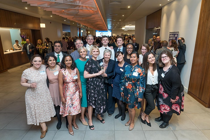 The First Ever Virtual Legal Aid Lawyer of the Year Awards image