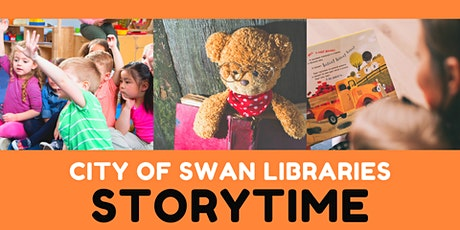 Midland  Library Storytime tickets