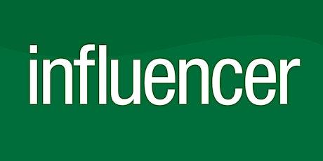 """Live Online"" Influencer Training tickets"