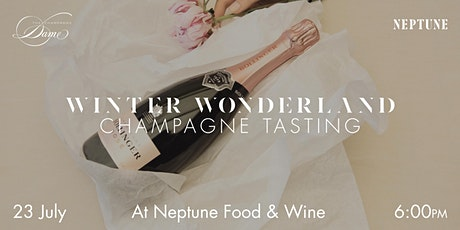 Winter Wonderland at Neptune Food and Wine - Windsor tickets