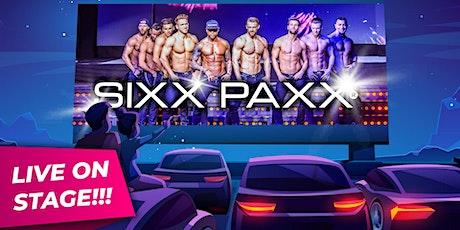SIXX PAXX Autokino Tour 2020 - Bühl Tickets