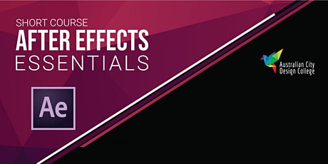 Adobe After Effects Essentials Course tickets