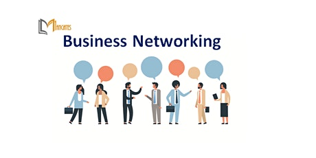 Business Networking 1 Day Virtual Live Training in Perth tickets