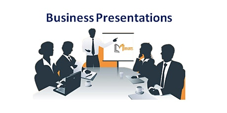 Business Presentations 1 Day Virtual Live Training in Perth tickets