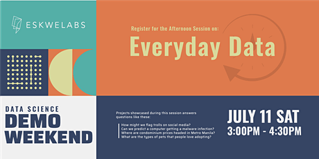 """Everyday Data""  Afternoon Session 