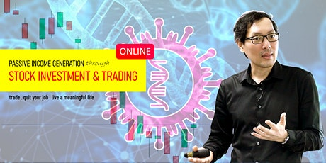 Passive Income Generation through Stock Investment & Trading tickets