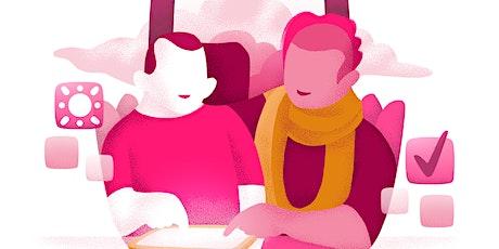 Webinar   'Online gehandicaptenzorg, op afstand in verbinding blijven' tickets