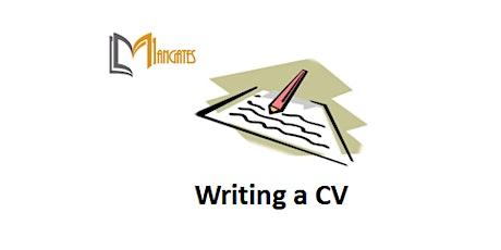 Writing a CV 1 Day Virtual Live Training in Sydney tickets