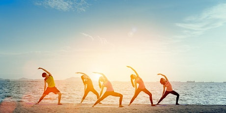 Yoga on Elwood Foreshore-First session FREE tickets