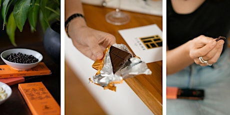 Chocolate Indulgence Master Class (Online) tickets