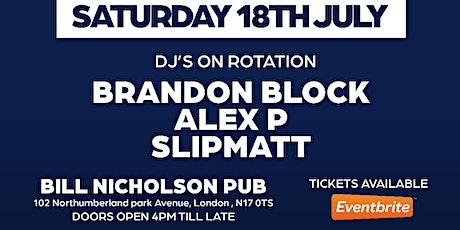 The Bill Nicholson Pub End Of Season Party July 18th tickets