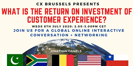 What is the ROI of Customer Experience? tickets