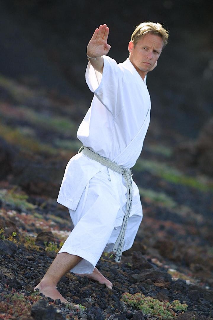 Einführung in die Neuroathletiktraining für Karateka: Bild