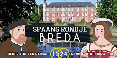 Spaans Rondje Breda tickets