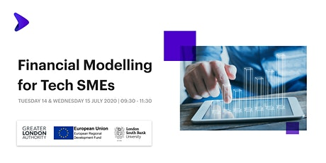 Financial Modelling for Tech SMEs tickets
