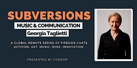 SubVersions Series #3: Fireside chat w/ Sonar's Head of Communication tickets