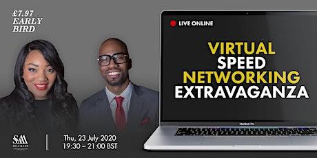 Self Made Speed Networking Meet Up Extravaganza   Live ONLINE   tickets