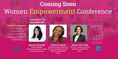 Women Empowerment Conference 2020 tickets