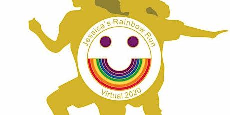 Jessica's Rainbow Run - Virtual 2020 tickets