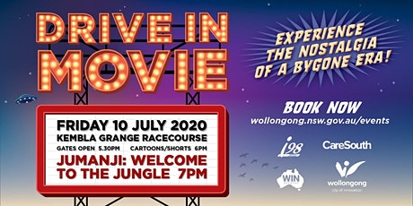 Drive-in Movie: Jumanji; Welcome to the Jungle tickets
