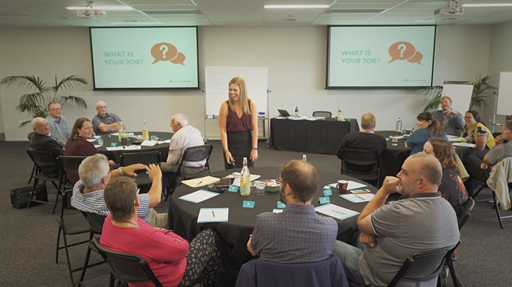 Meetings That Matter - Strategic Facilitation Training with Alicia McKay image