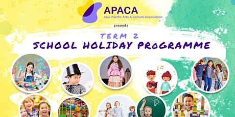 APACA Term 2 School Holiday Programme tickets