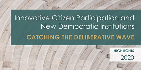 Academic Launch:  Catching the Deliberative Wave tickets