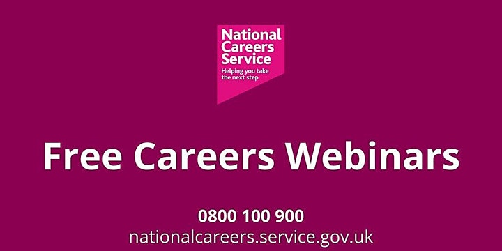 Get more confident in interviews - National Careers Service workshop image