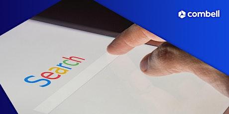 Hoe laat je jouw website scoren in zoekmachines zoals Google tickets