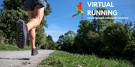 Virtual Run Mezza Maratona tickets
