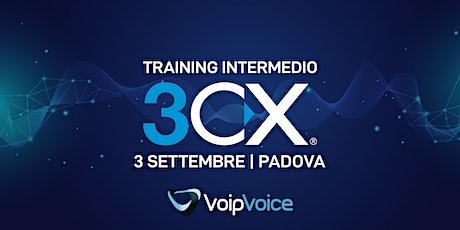 Training Intermedio 3CX - Padova biglietti