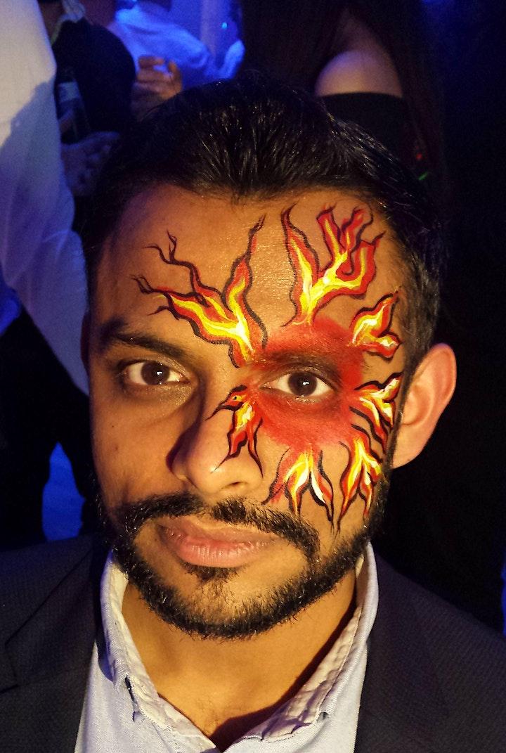 Facade Academy Online - Men's Face Art (12pm) image