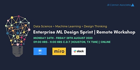 Enterprise ML Design Sprint  | Remote Workshop tickets
