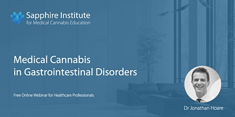 Medical Cannabis in Gastrointestinal Disorders tickets