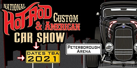 Hot Rod, Custom & American Show  - Postponed until 2021 tickets