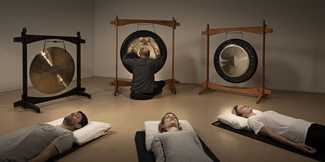 Gong Bath with Alan Steinborn billets