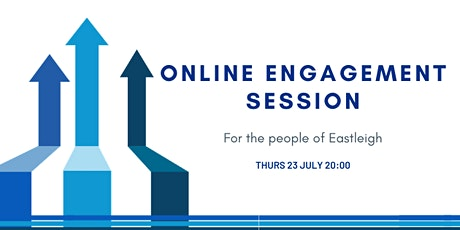 Hampshire Together: Online engagement session for the people of Eastleigh tickets
