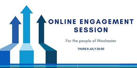 Hampshire Together: Online engagement session for the people of Winchester tickets