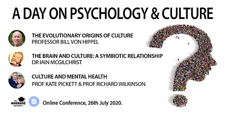 A Day on Psychology & Culture tickets