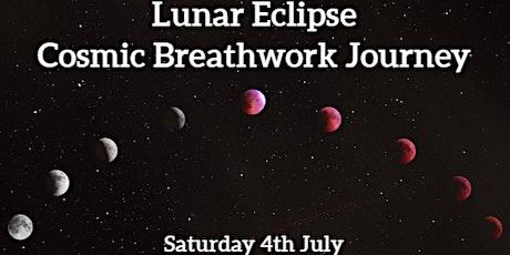 Lunar Eclipse Cosmic Breathwork Journey tickets