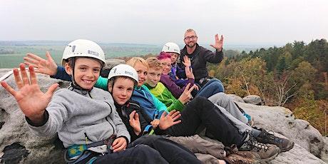 Familien-Klettertour Tickets