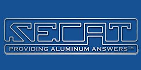 Secat Webinar - Aluminum Extrusion Processing I tickets