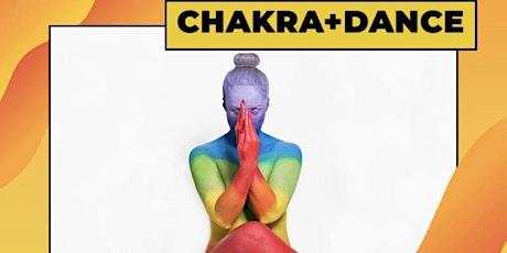 CHAKRA DANCE tickets