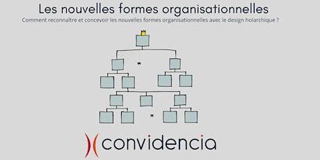 Nouvelles formes organisationnelles : l'application du design holarchique tickets