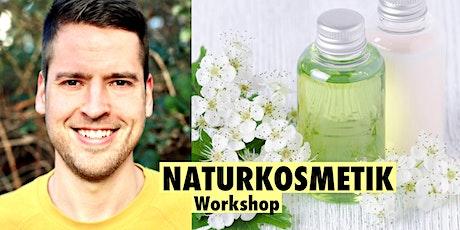 NATURKOSMETIK selber machen // Workshop mit Tobias Kahrmann Tickets