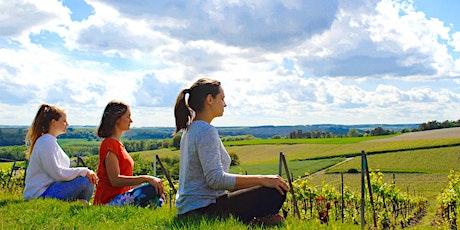 Méditation Champenoise billets
