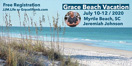 Grace Beach Vacation tickets