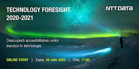 Viitorul Tehnologiei în Noua Realitate by NTT DATA Romania tickets
