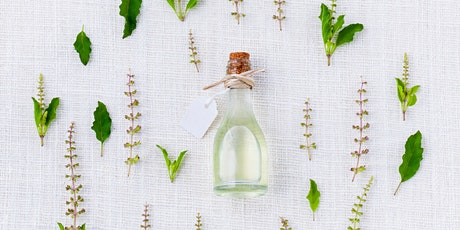 This Essential Oils Workshop May Contain Gin x tickets